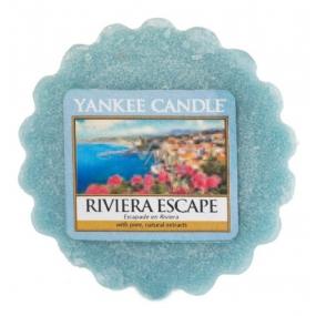 Yankee Candle Riviera Escape - Hurá na riviéru vonný vosk do aromalampy 22 g