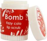 Bomb Cosmetics Cola - Fizzy Cola Peeling na rty 4,5 g