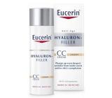 Eucerin Hyaluron-Filler SPF15 CC anti-wrinkle day cream 01 Light 50 ml