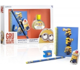 Minion Eau De Toilette 30 ml + school supplies gift set