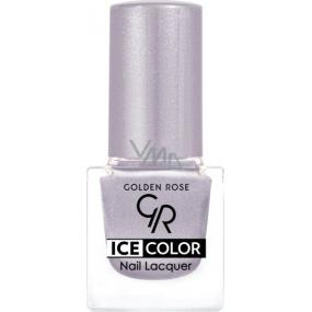 Golden Rose Ice Color Nail Lacquer nail polish mini 159 6 ml
