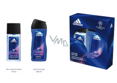 Adidas kaz.UEFA V for men DNS75ml + SG250ml 0540