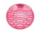 Fre Pro Wave 2.0 Kiwi / Grep scented urinal strainer pink 19 x 20.3 x 1.9 cm 52 g 2 pieces