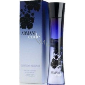 Giorgio Armani Code EdP 30 ml Women's scent water