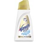Vanish Oxi Action Gold tekutý odstraňovač skvrn na bílé prádlo 9 praní 940 ml
