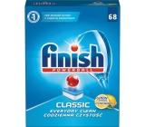 Finish Classic Lemon Dishwasher Tablets 68 Pieces