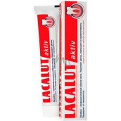Lacalut Aktiv toothpaste against periodontitis 75 ml