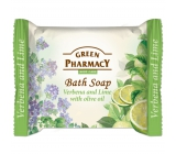 Green Pharmacy Verbena, Lime and Olive Oil Toilet Soap 100 g
