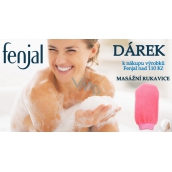 GIFT Fenjal Massage gloves