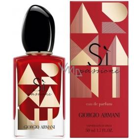 Giorgio Armani Sí Passione Xmas Limited Edition EdP 50 ml Women's scent water