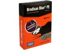 BRODISAN BLUE PE granules 150g rodent killing 0103