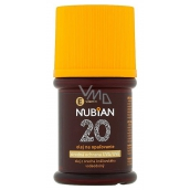 Nubian OF20 Waterproof Sunscreen Oil 60 ml
