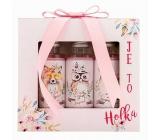 Bohemia Gifts & Cosmetics 50 ml baby bath + 50 ml hair shampoo + 50 ml shower gel for children 0 - 3 years cosmetic set