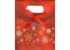 Albi Gift paper bag small Merry Christmas 11 x 13,5 x 6,5 cm