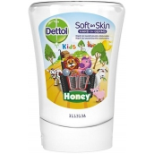 Dettol Kids Zoo Honey - Honey liquid soap for touchless soap dispenser refill 250 ml