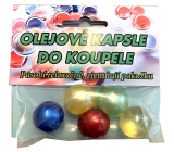 Atlantic Bath oil capsules 5 pieces