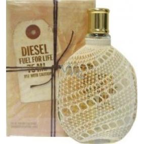 Diesel Fuel For Life parfémovaná voda pro ženy 75 ml