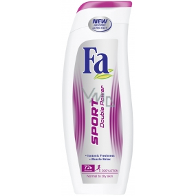 Fa Sport Double Power Sports Fresh Body Lotion 250 ml