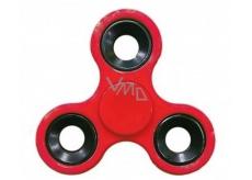Fidget Spinner Classic antistress gadget red 7.5 x 7.5 cm