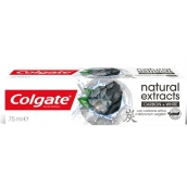 Colgate Natural Extracts Charcoal + White Toothpaste 75 ml