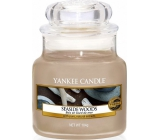 Yankee Candle Seaside Woods - Seafood scented candle Classic small glass 104 g