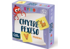 Albi Kvído Clever Memory - Letters recommended age 5+