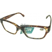 Berkeley Dioprtic reading glasses +3,0 plastic tiger brindle 1 piece ER4198