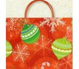 Nekupto Gift kraft bag big 32,5 x 26 x 13 cm Christmas 383 WCL