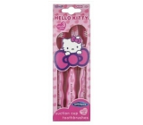 Hello Kitty Soft toothbrush 2-6 years 3 pieces