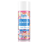 Delia Cosmetics Nail Polish Remover acetone nail polish remover for artificial nails 100 ml