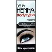 Delia Henna eyebrow color Graphite 2 g