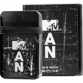 MTV Man toaletní voda 50 ml