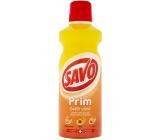 Savo Prim Fresh fragrance liquid detergent and disinfectant 1 l