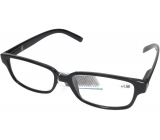 Berkeley Reading Prescription Glasses +2.50 plastic black 1 piece MC2125