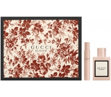 Gucci Bloom perfumed water for women 50 ml + perfumed water 7.4 ml, gift set