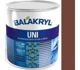 Balakryl Uni Mat 0230 Středně hnědý univerzální barva na kov a dřevo 700 g
