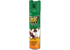 Biolit P against crawling insects with orange scent spray 400 ml