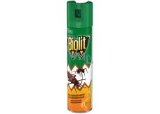 Biolit P proti lezoucímu hmyzu s vůní pomeranče sprej 400 ml