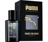 Puma Shake The Night EdT 50 ml men's eau de toilette