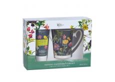 Bronnley RHS Natural Gardeners Therapy Hand & Nail Cream 100 ml + Mug Gift Set