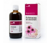 Echinacea herbal drops with ginger 100 ml