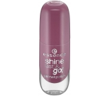 Essence nail polish Shine last + go 10