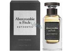 Abercrombie & Fitch Authentic Man EdT 30 ml eau de toilette Ladies