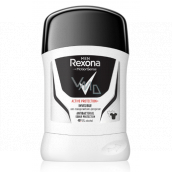 Rexona Men Active Protection + Invisible solid antiperspirant deodorant stick with 48-hour effect for men 50 ml