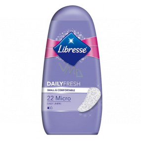 Libresse Micro panty liner 22 pieces