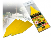 FloraBand Glue boards for plant protection 5 pieces