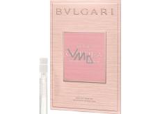 Bvlgari Rose Goldea parfémovaná voda pro ženy 1,5 ml s rozprašovačem, Vialka