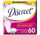 Discreet Normal Economy panty intimate pads for everyday use 60 pieces