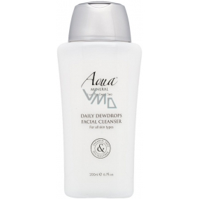 Aqua Mineral Daily Dewdrops Facial Cleanser 200 ml