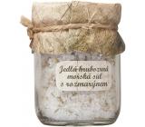 Bohemia Gifts & Cosmetics Rozmarýn Jedlá hrubozrná mořská sůl 60 g